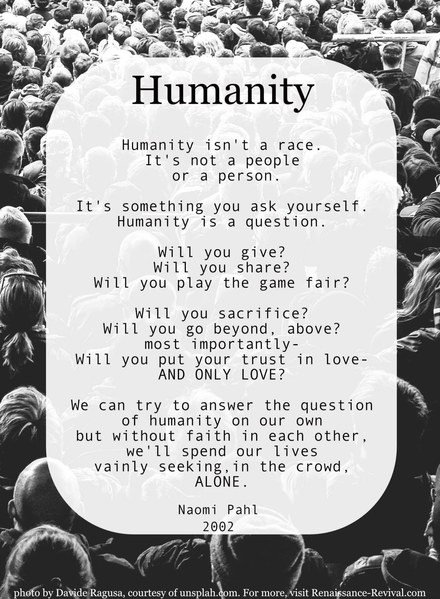 Humanity Humanity quotes, Human rights quotes