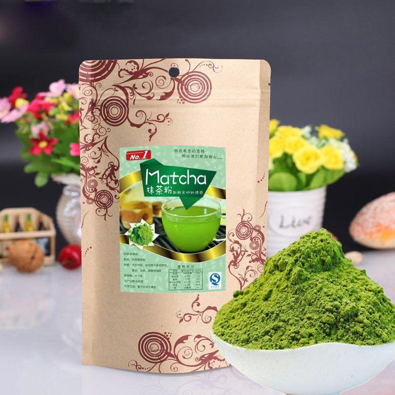 Premium Japanese Matcha Green Tea Powder 100% Natural Organic Tea 100g
