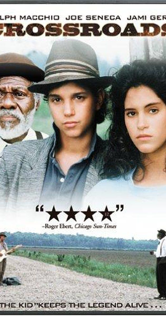 Directed by Walter Hill.  With Ralph Macchio, Joe Seneca, Jami Gertz, Joe Morton. Ralph Macchio is Lightning Boy. A kid who can make a slide guitar sing. Blind Dog is an old pro who knows it. Together, they're headed to a place where deals are made. And legends are born.