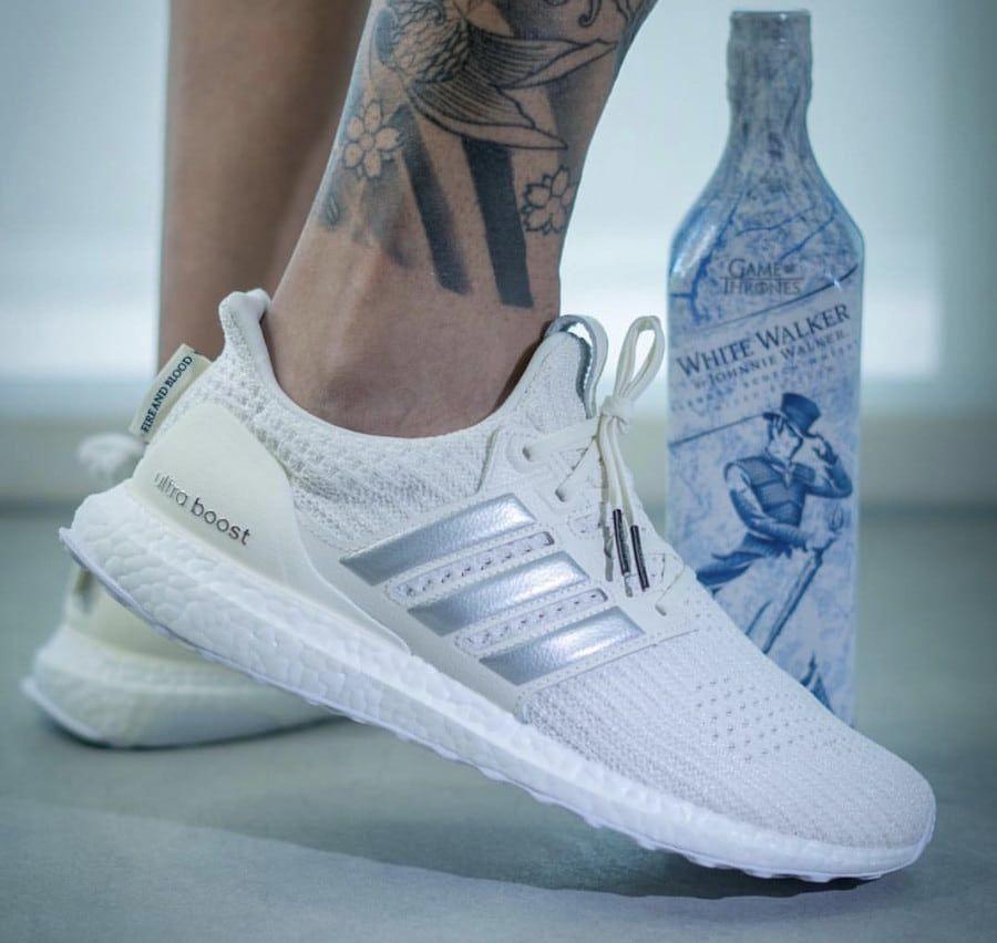 Adidas Ultra Boost GOT W House of Targaryen (2019) | Adidas