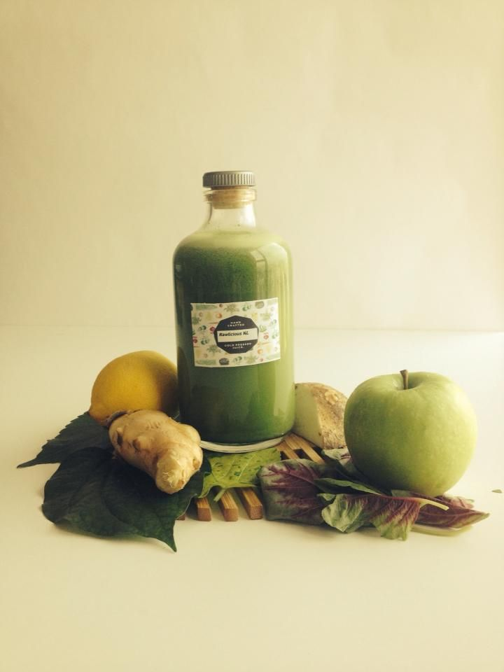 boost your energy and health with the power of rawlicious earth juice by rawlicious kl