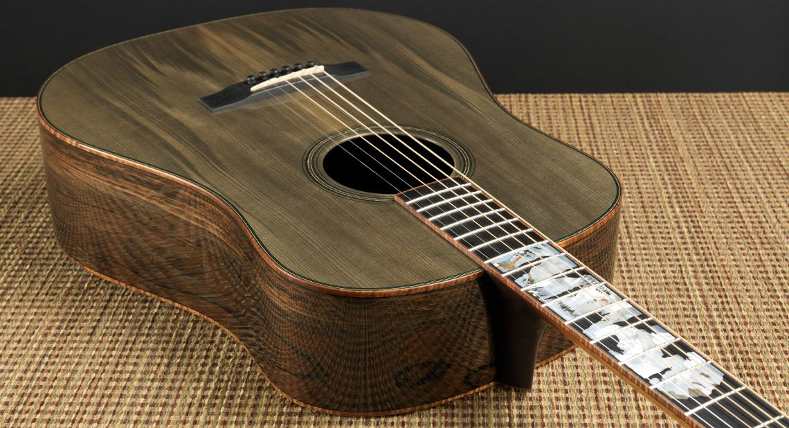 Bedell Guitars Custom Instrument Feature: \
