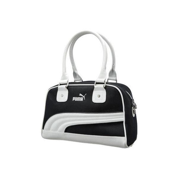 Women's PUMA Foundation Handbag - Black