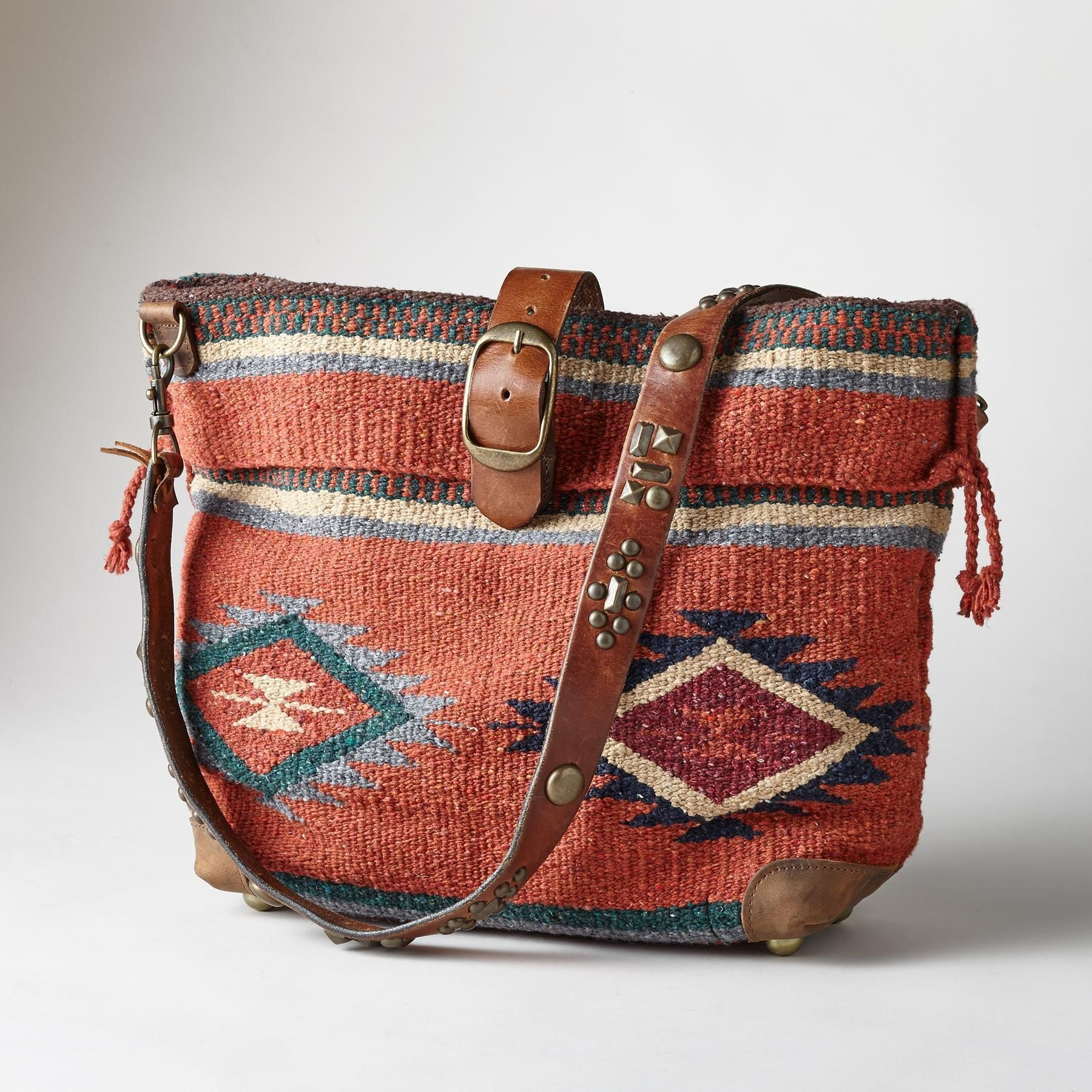 5310f5d61 Hold history in your hands with our thought-fully crafted, crossbody  blanket bag. | All About the Bag | Bags, Carpet bag, Purses