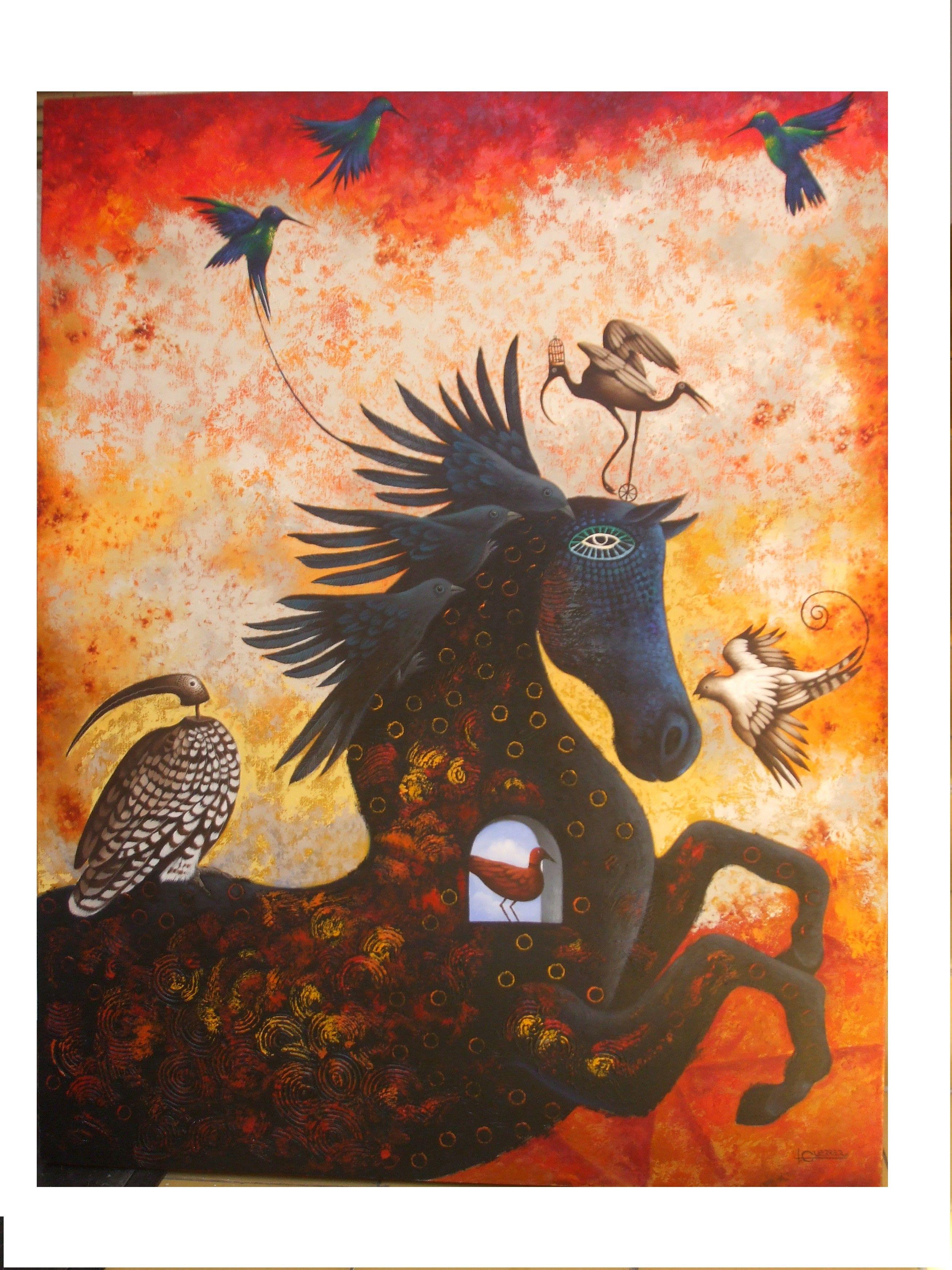 IGNACIO GUERRERO - Colorida Art Gallery - www.colorida.biz