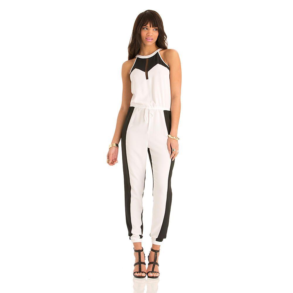 Bestbewertet echt für die ganze Familie große Auswahl Nicki Minaj Women's Crepe Ankle Length Jumpsuit - Clothing ...