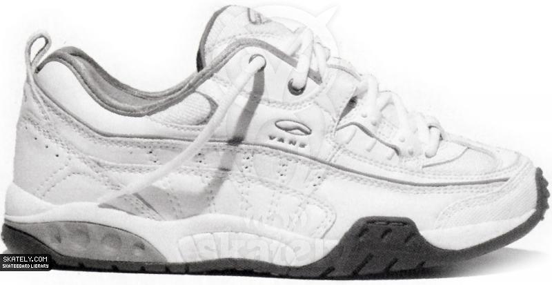 66f05360bc2959 Vans Shoes - Santos II   Skately Library