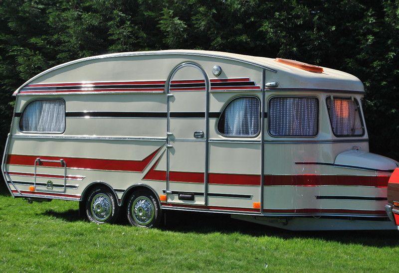 constructam comet tandem asser caravane pinterest caravane et caravanes vintage. Black Bedroom Furniture Sets. Home Design Ideas