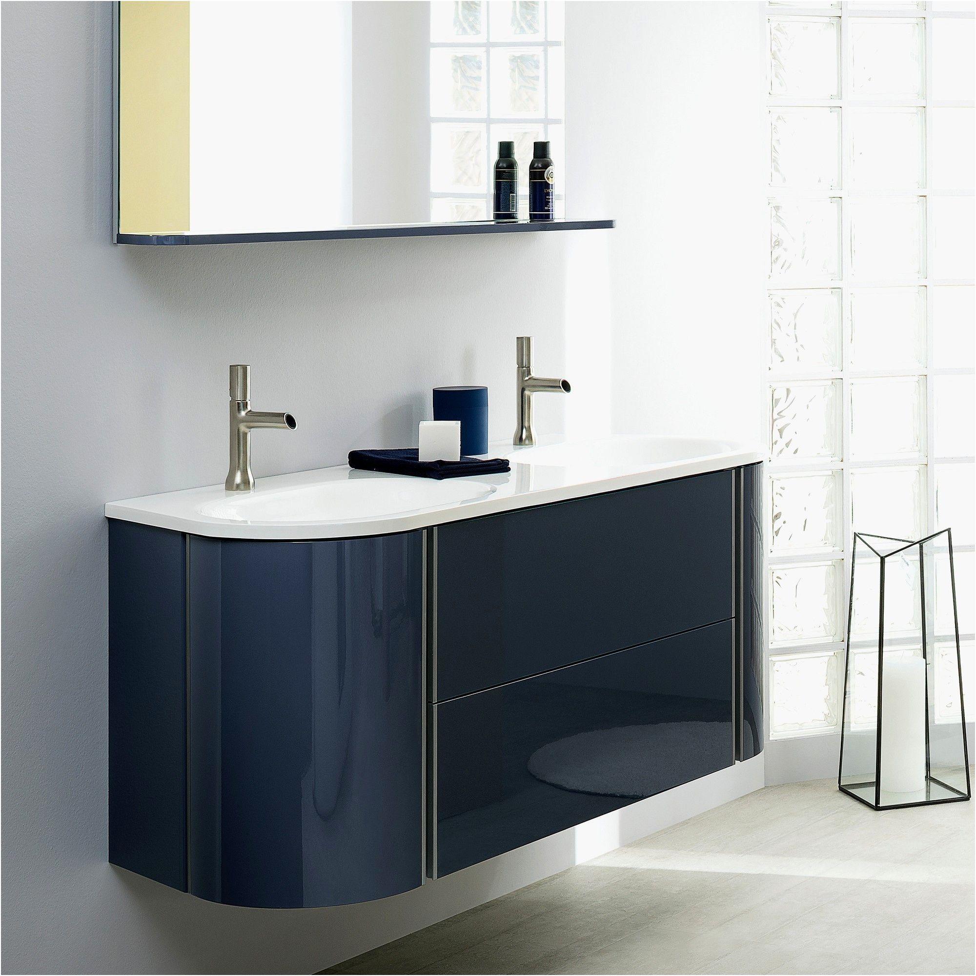 8 Utile Meuble Salle De Bain Double Vasque 100 Cm In 2020 Wash Basin House Design Single Vanity