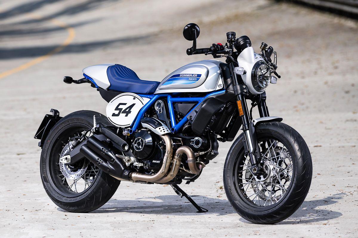 2019 Ducati Scrambler Cafe Racer Intermot 2018 Ducati Cafe Racer Ducati Scrambler Ducati Scrambler Custom