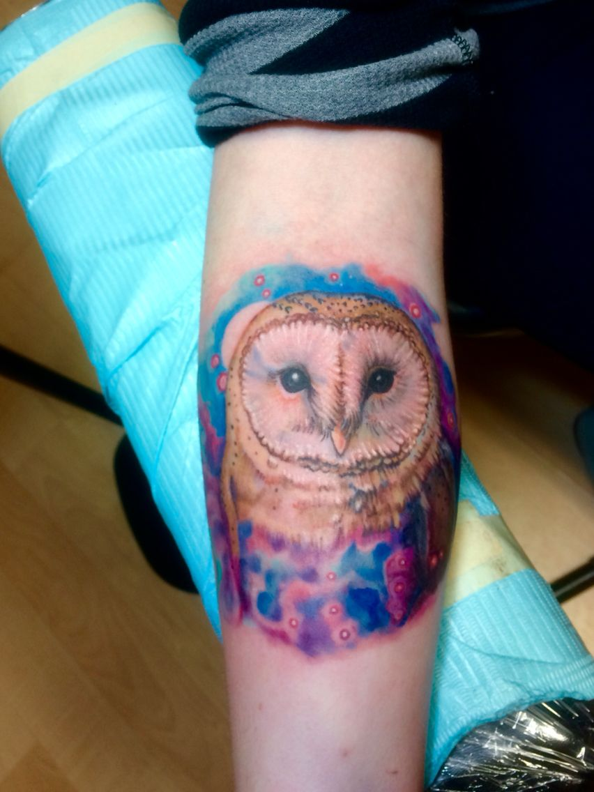 27+ Stunning Barn owl tattoo moon ideas in 2021