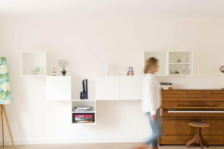 Jolanda knook tekende voor het interieurontwerp van deze warme gezinswoning in raamsdonksveer for Interieurontwerp