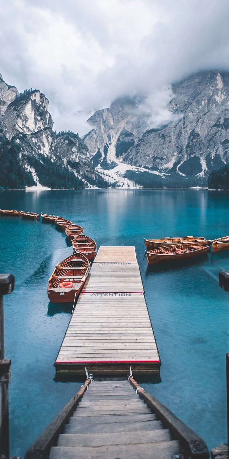 Blue Lake Wallpaper Iphone Android