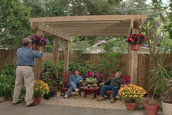 51 Free DIY Pergola Plans & Ideas That You Can Build in Your Garden ...