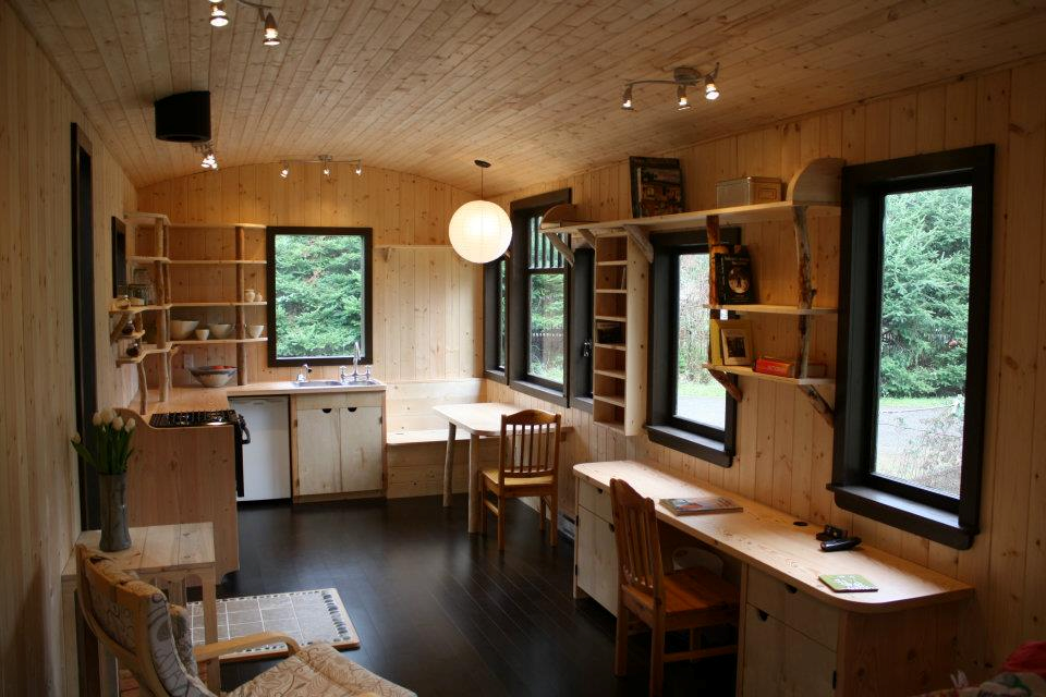 Great Tiny House On Wheels Interior Design Ideas Tiny House Interior Design:  Utilizing The Corners Home .