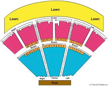 Best seating at ravina ravinia pavilion concerts ravinia