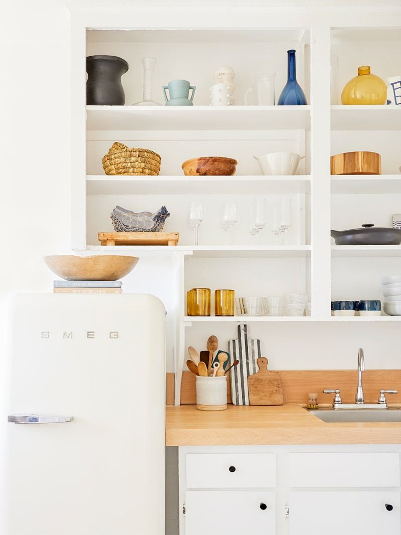 14 Cool Ways To Incorporate Open Shelving Into Your Kitchen In 2020 Upper Kitchen Cabinets Kitchen Cabinet Design Rustic Kitchen Design