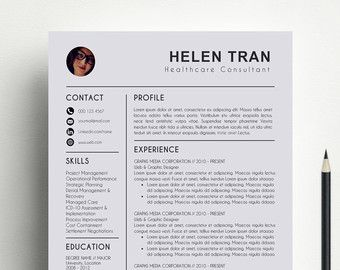 resume design template - Professional Resume Design Templates