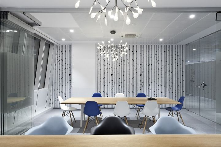 paysafe office space by cache atelier sofia bulgaria retail
