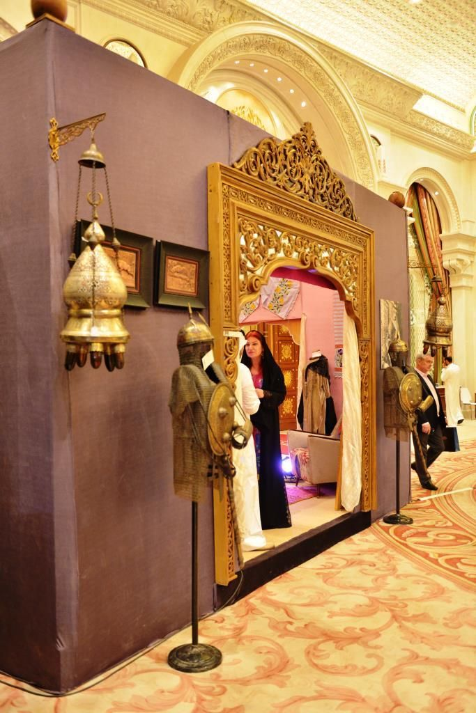 Faisal Al Saadawy Art & Antiques | Riyadh 2015 - American Express