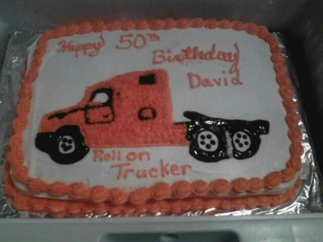 Synder truck cake 2011