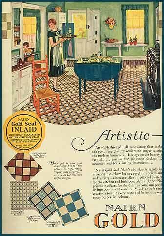 Vintage 1920s Kitchen Advertisements Vintage