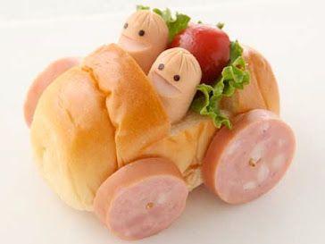 haha That's cute! #Bento
