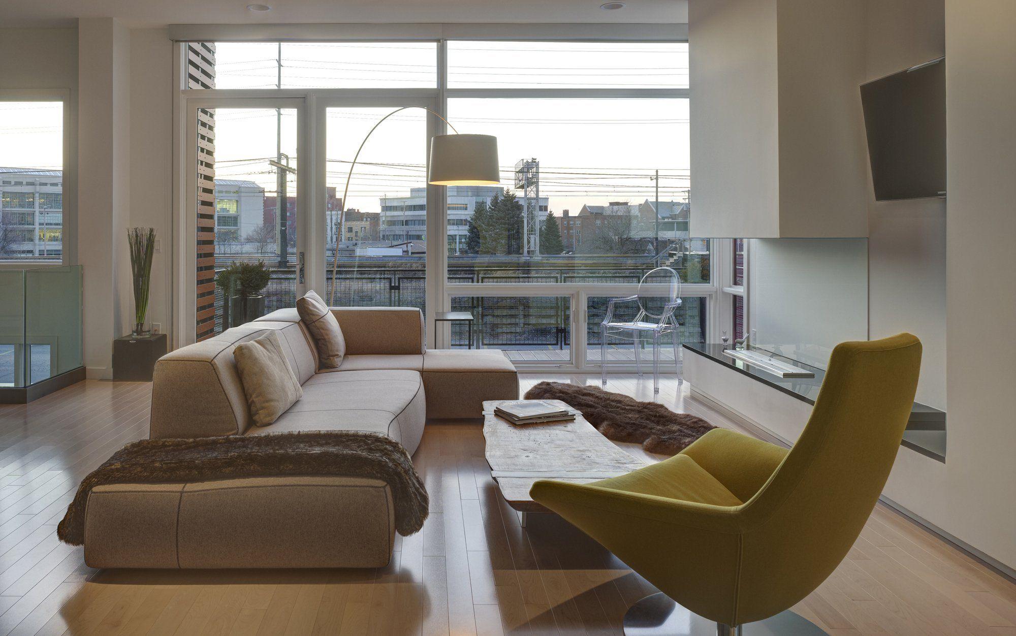 27 Coltman Townhouses / Dimit Architects