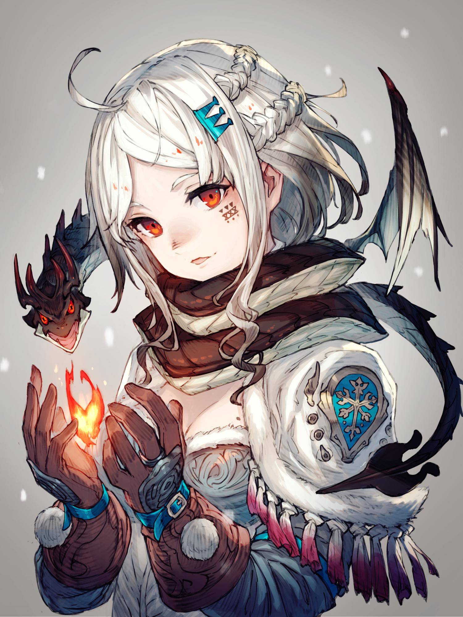 Pin Von Sopoeh Auf Lyra Anime Kunst Madchen Charakterdesign Kawaii Anime