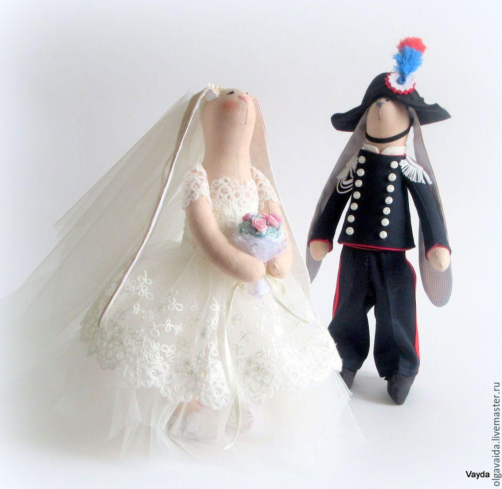 Кукла в подарок на свадьбу 211