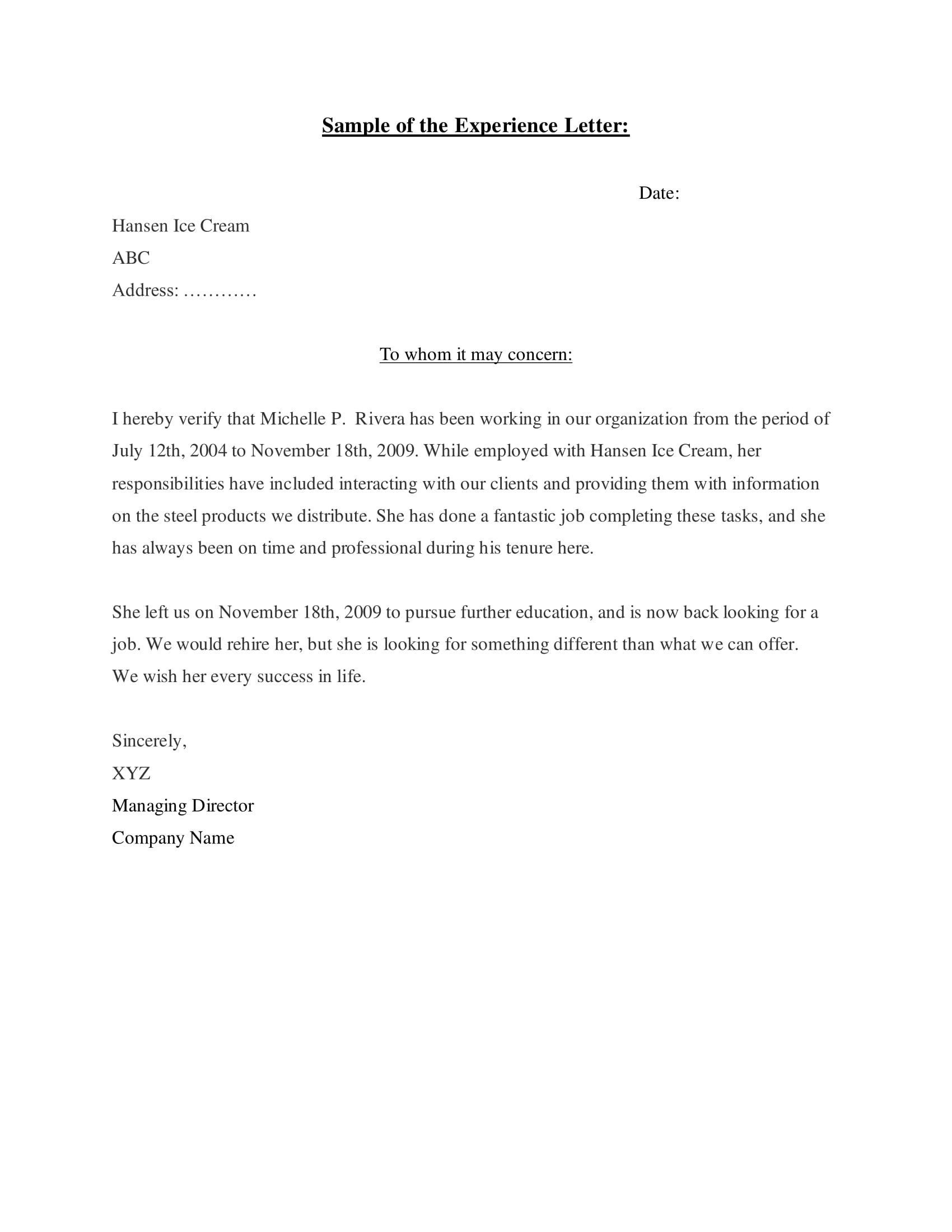 Pin By Helen G Holtz On Finding A Job Letter Templates Certificate Format Business Letter Sample