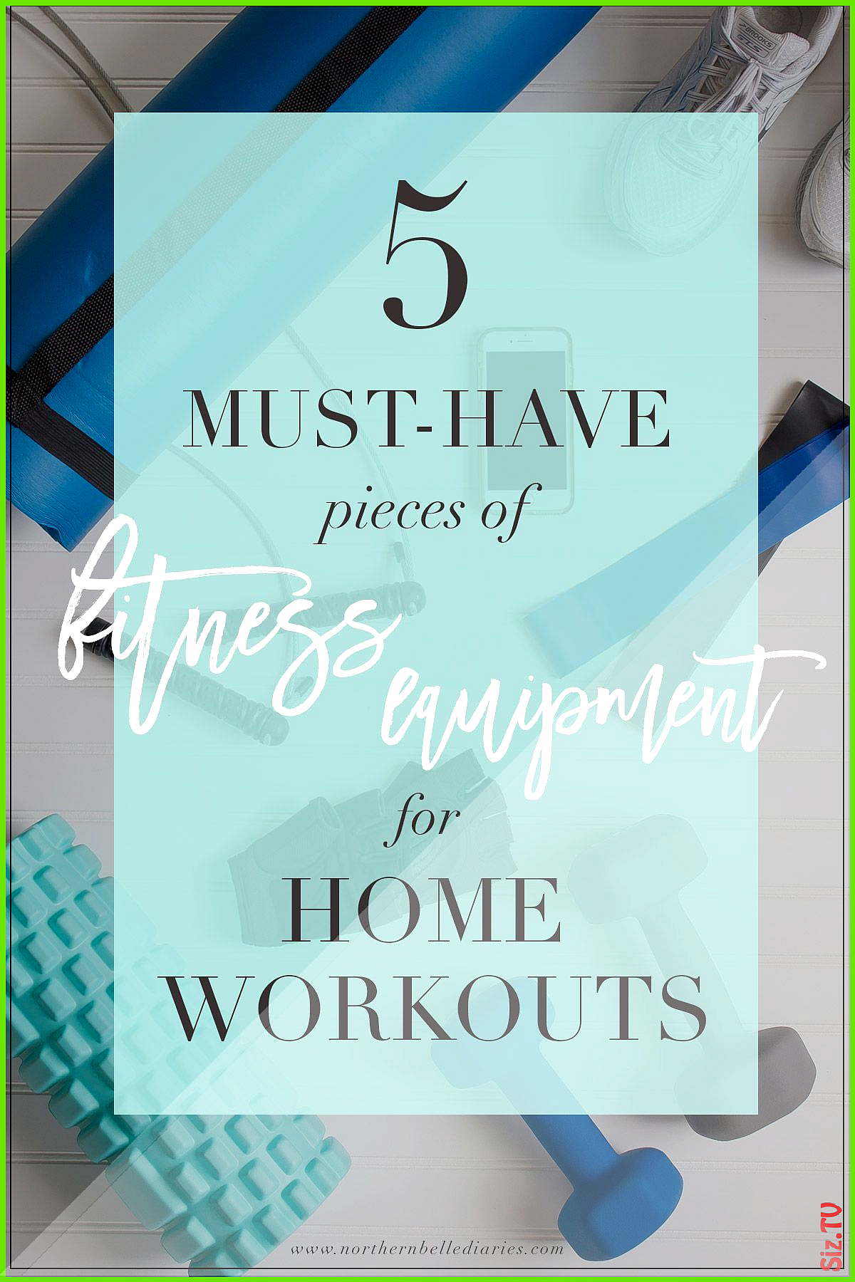 5 Must-Have Pieces of Fitness Equipment for Home Workouts 5 Must-Have Pieces of Fitness Equipment fo...