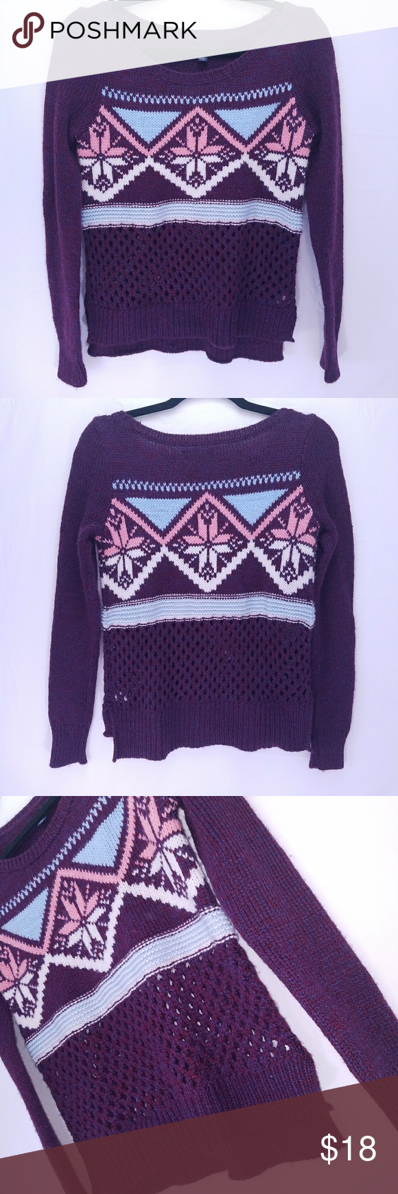 XS American Eagle Outfitters Holiday Sweater