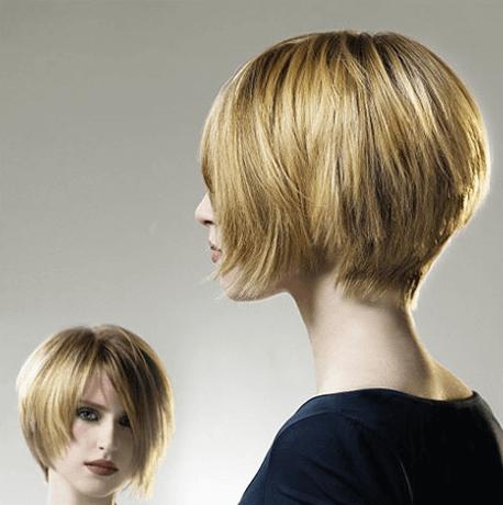 bob frisuren stufig kurz blond haare bob frisuren pinterest. Black Bedroom Furniture Sets. Home Design Ideas