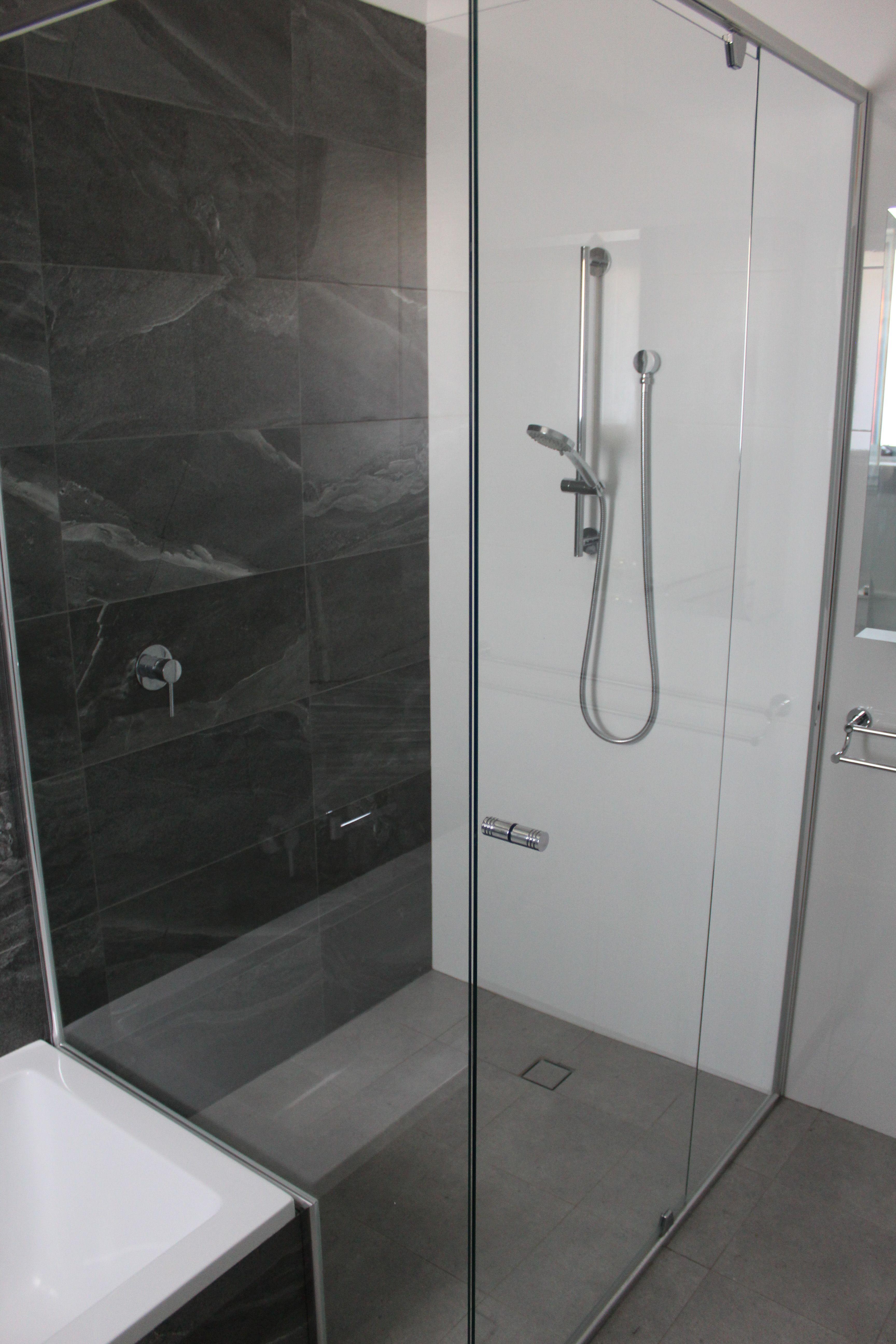 Semi Frameless Shower Screen Hinged Door Shower Screen Classic