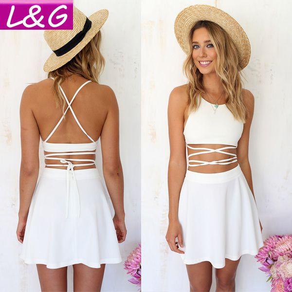 Beach Party Dresses Plus Size