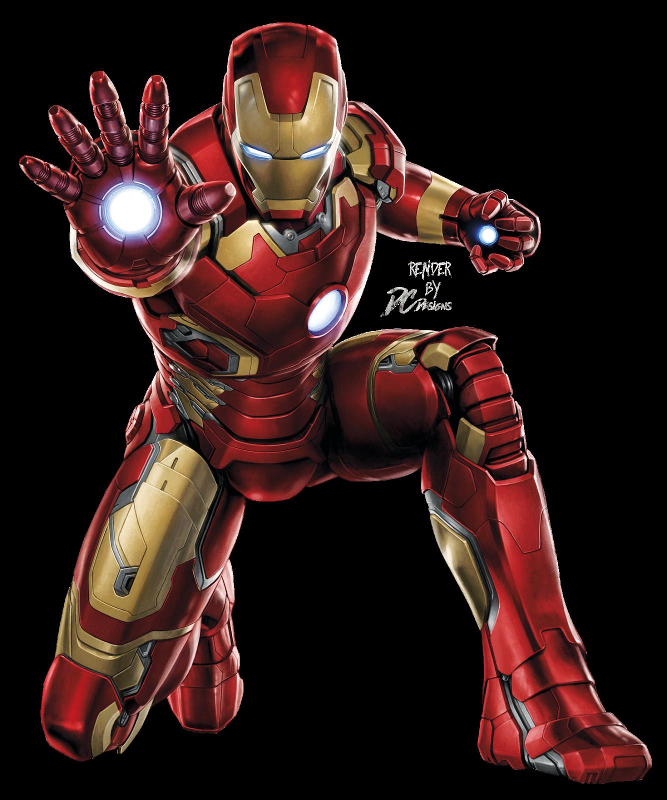 Iron Man Avengers, Iron