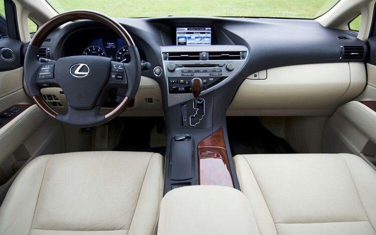 2010 Lexus Rx350 Interior With Images Lexus Rx 350 2010 Lexus