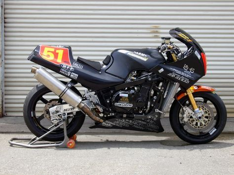 McMad's Cycles'n'Crap: Racing GPZ1000RX