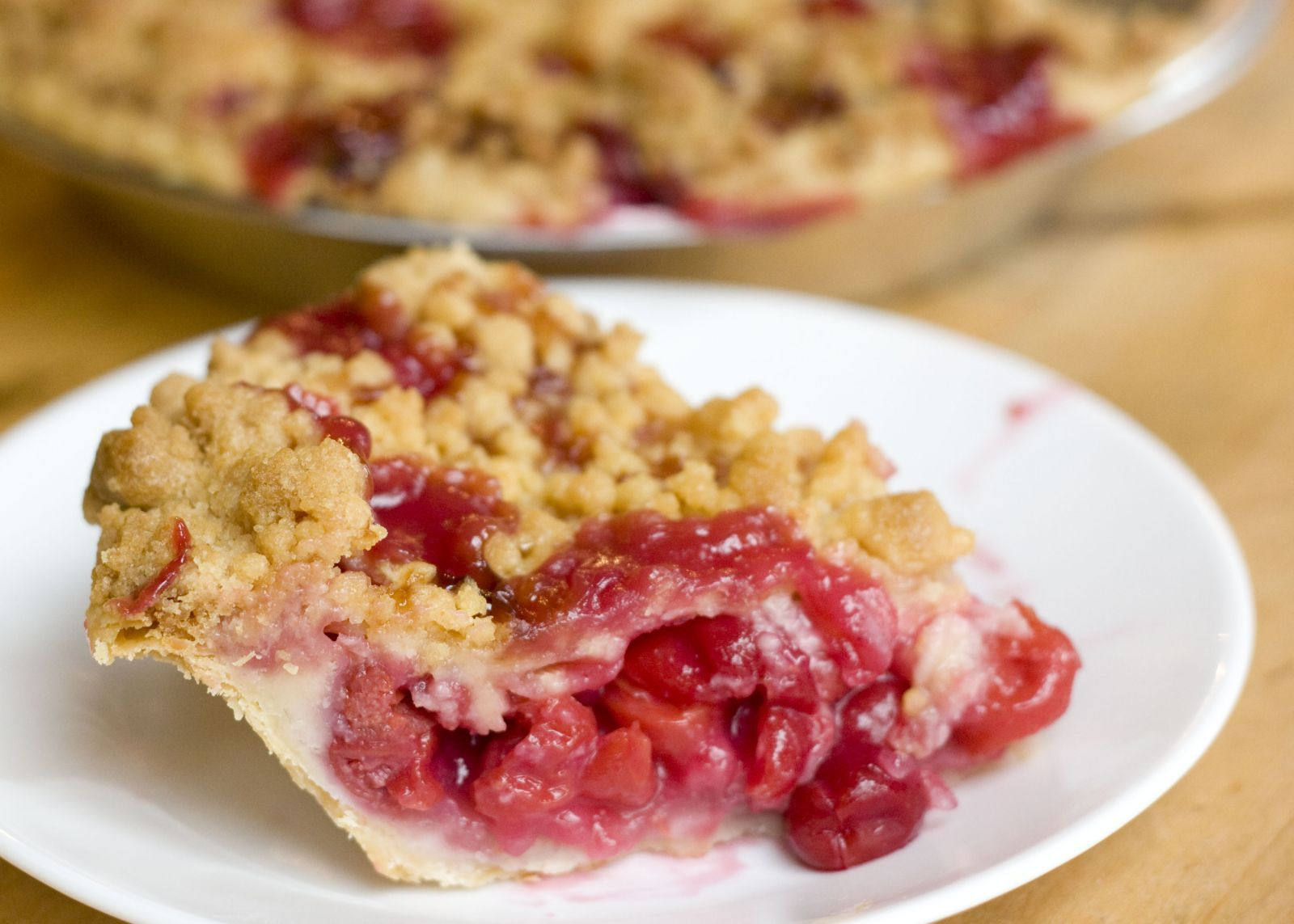"""Best Cherry Pie on the planet! Grand Traverse Pie Company. Mario Batali says it's """"a religious experience""""...I agree."""