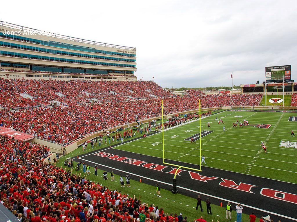 Texas Tech Football Field (Image 17) JONES AT&T STADIUM