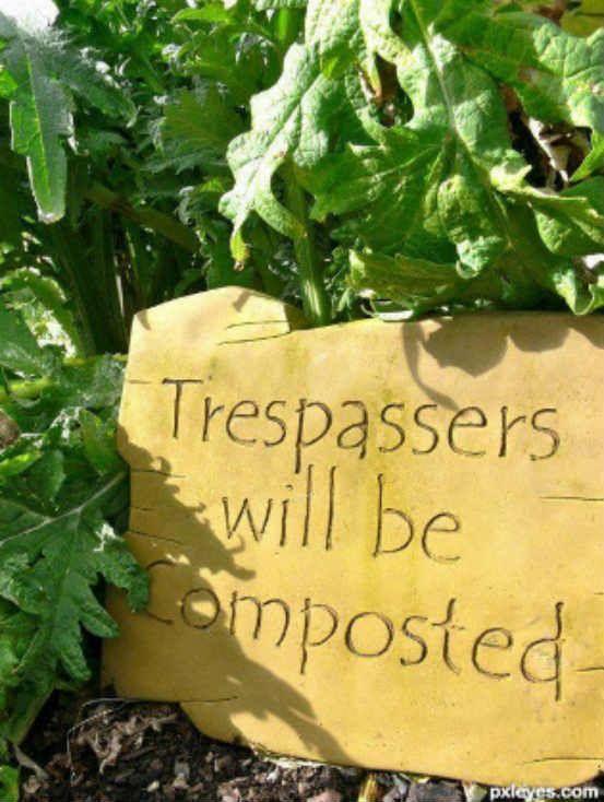 warned..