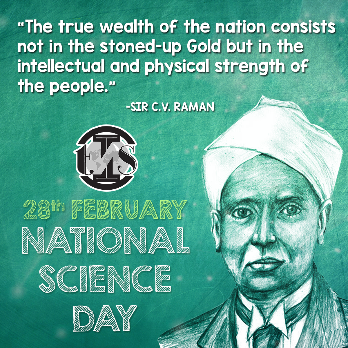 Wishing You Nationalscienceday Without Science Is Nothing