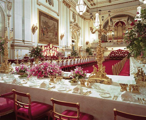 Prince William And Kates Wedding Reception