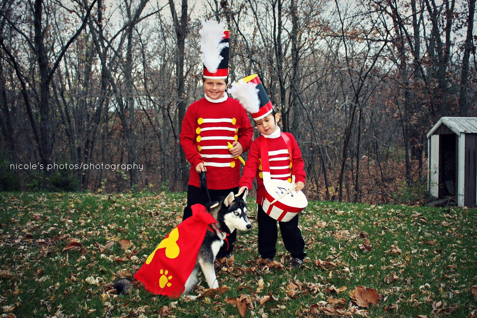Marching Band Dress Up