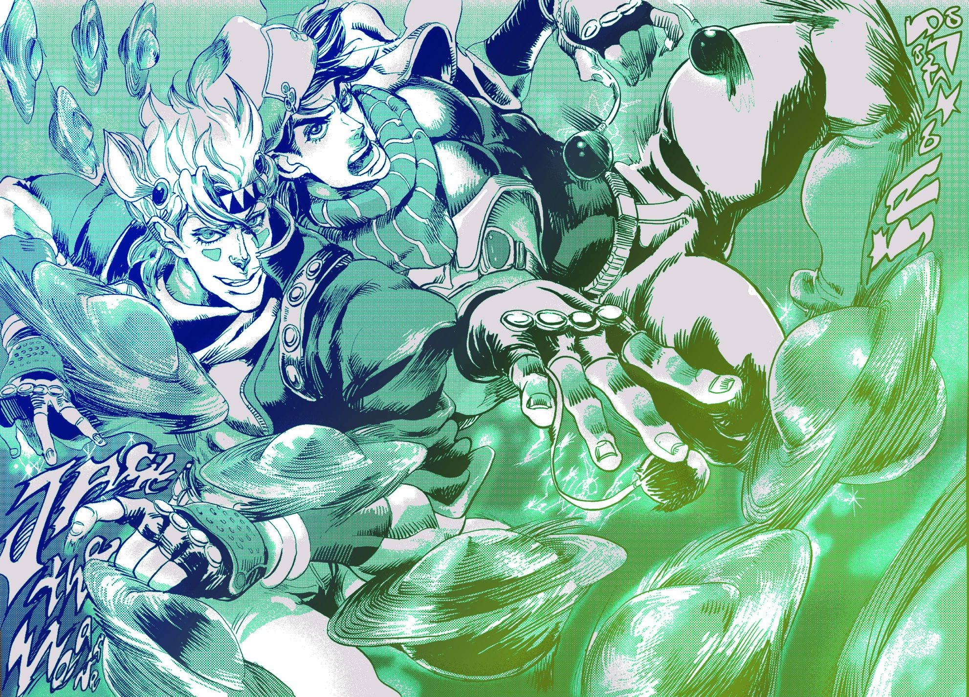 Jojos Bizarre Adventure Wallpaper Anime Wallpaper Iphone Jojo S