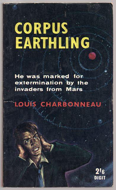 Corpus Earthling by Louis Charbonneau