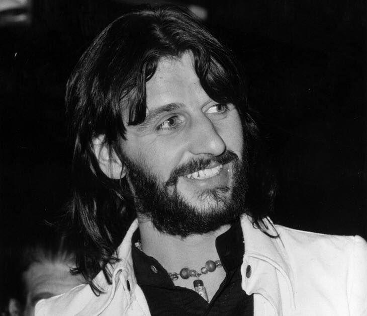 Ringo Starr | Ringo starr, The beatles, Stevie nicks