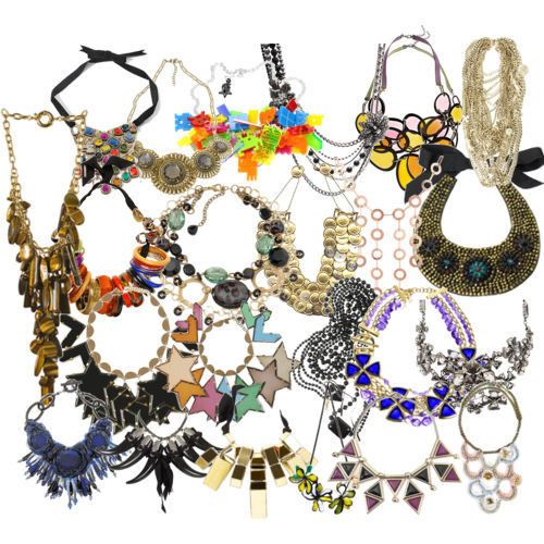 MICRO FASHION Blog: Hot Trend: THE STATEMENT NECKLACE