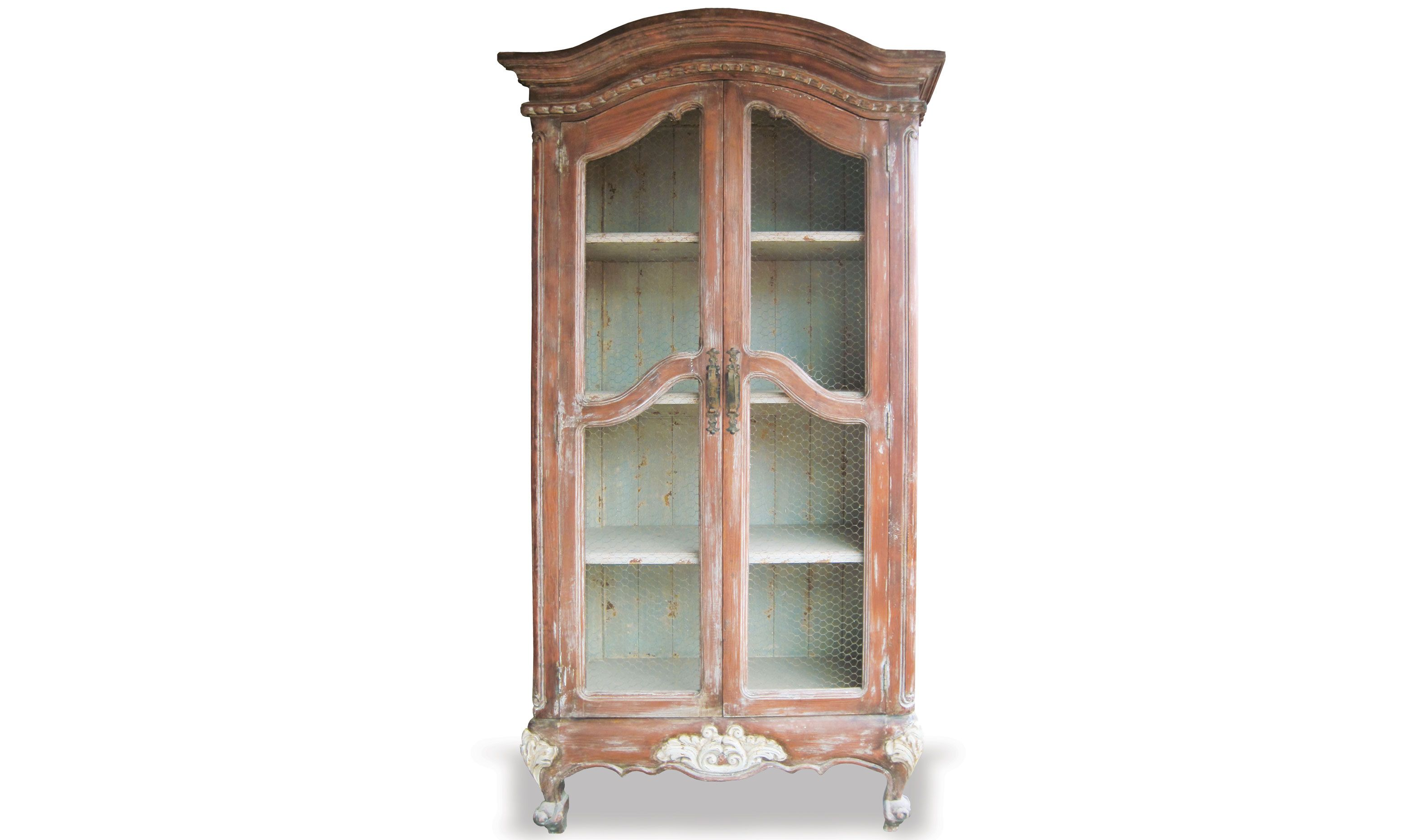 bathroom armoires | Hand painted french armoire old world - Furniture, Finds & More